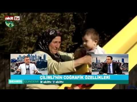 Akit TV – Şehrin Gündemi Programı