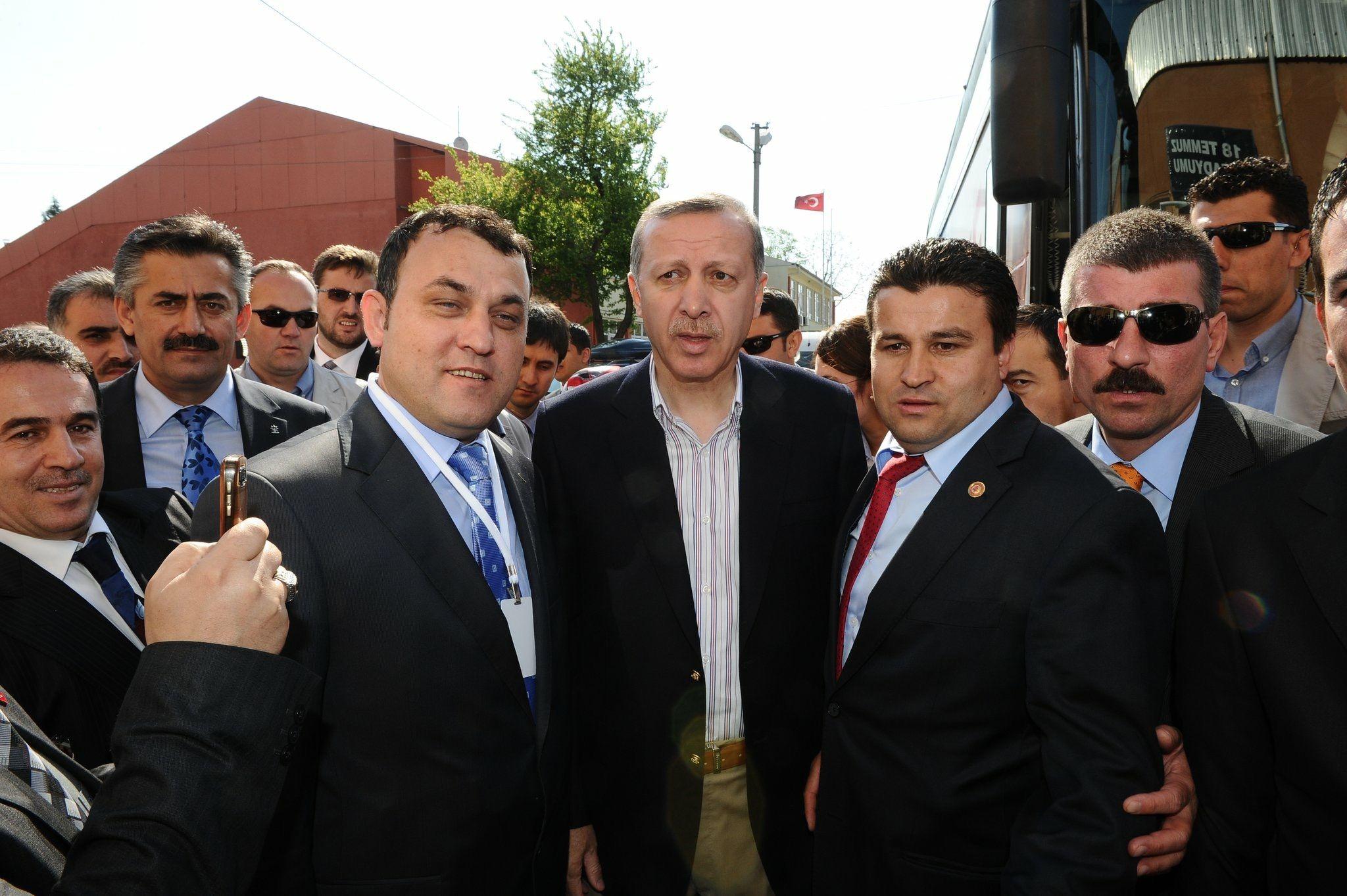 Başkanın Fotoğrafları