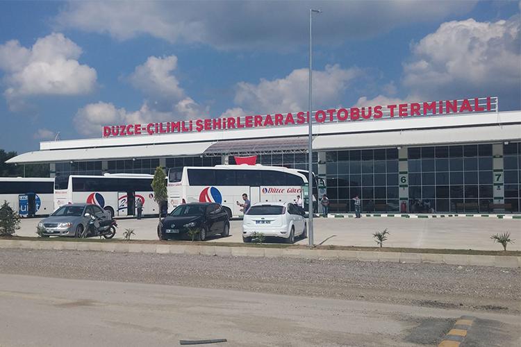 Çilimli Şehirler Arası Otobüs Terminali