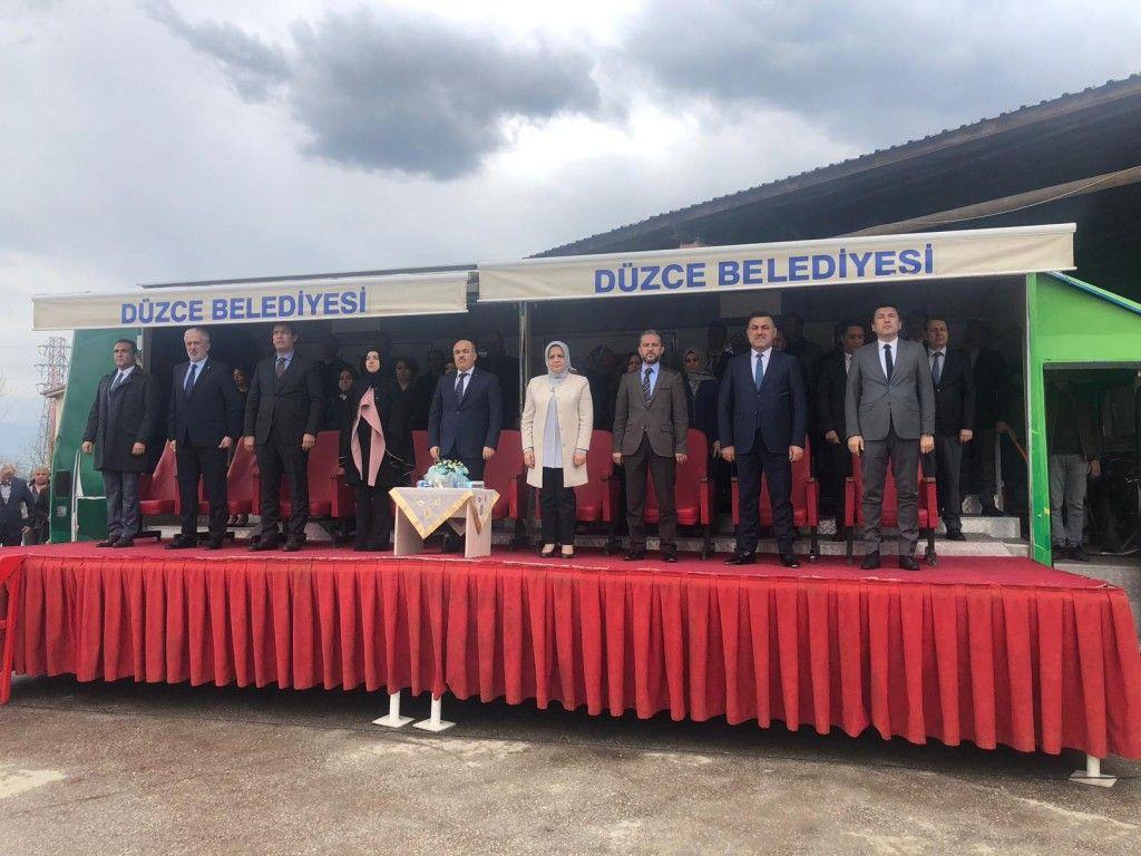 İlçe Hastanesinin Temel Atma Töreni Gerçekleştirildi