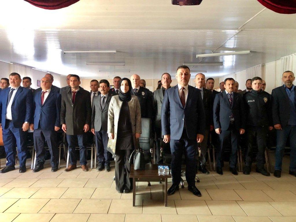 Başkanımız 18 Mart Çanakkale Zaferi ve Şehitleri Anma Programına Katıldı