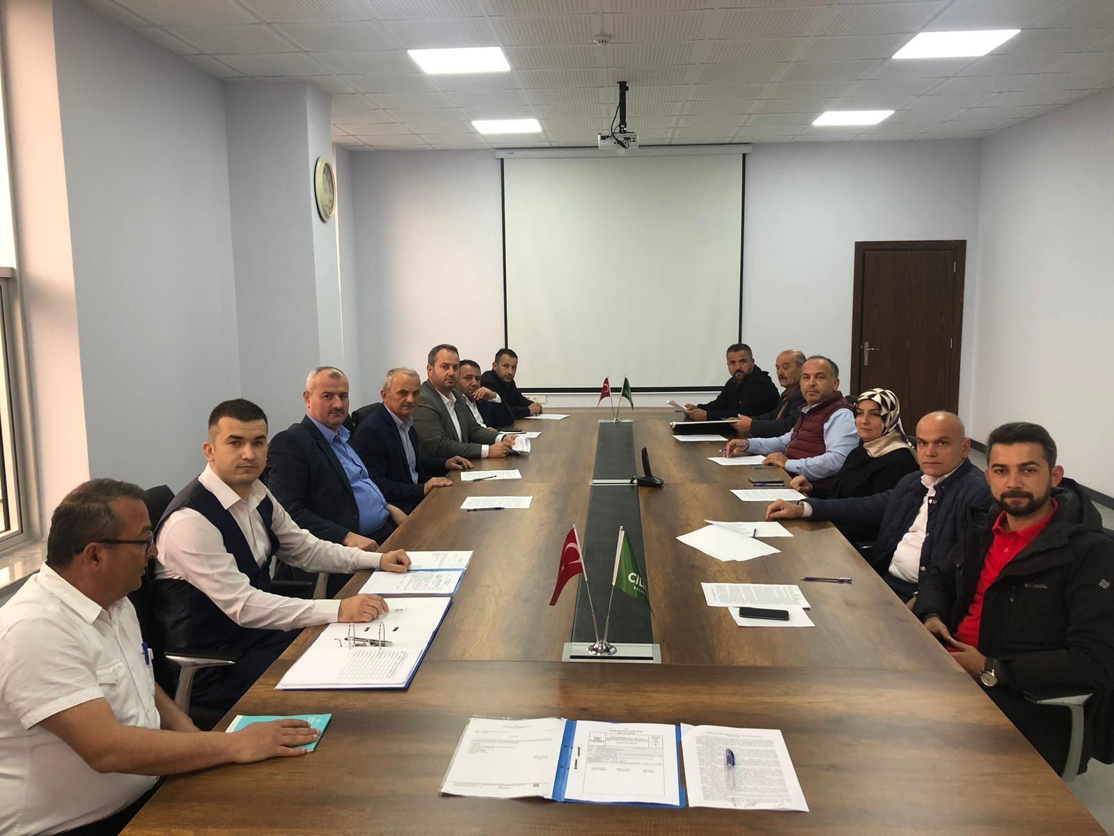 Mayıs Ayı Meclis Toplantısı 1. Birleşimi Gerçekleştirildi