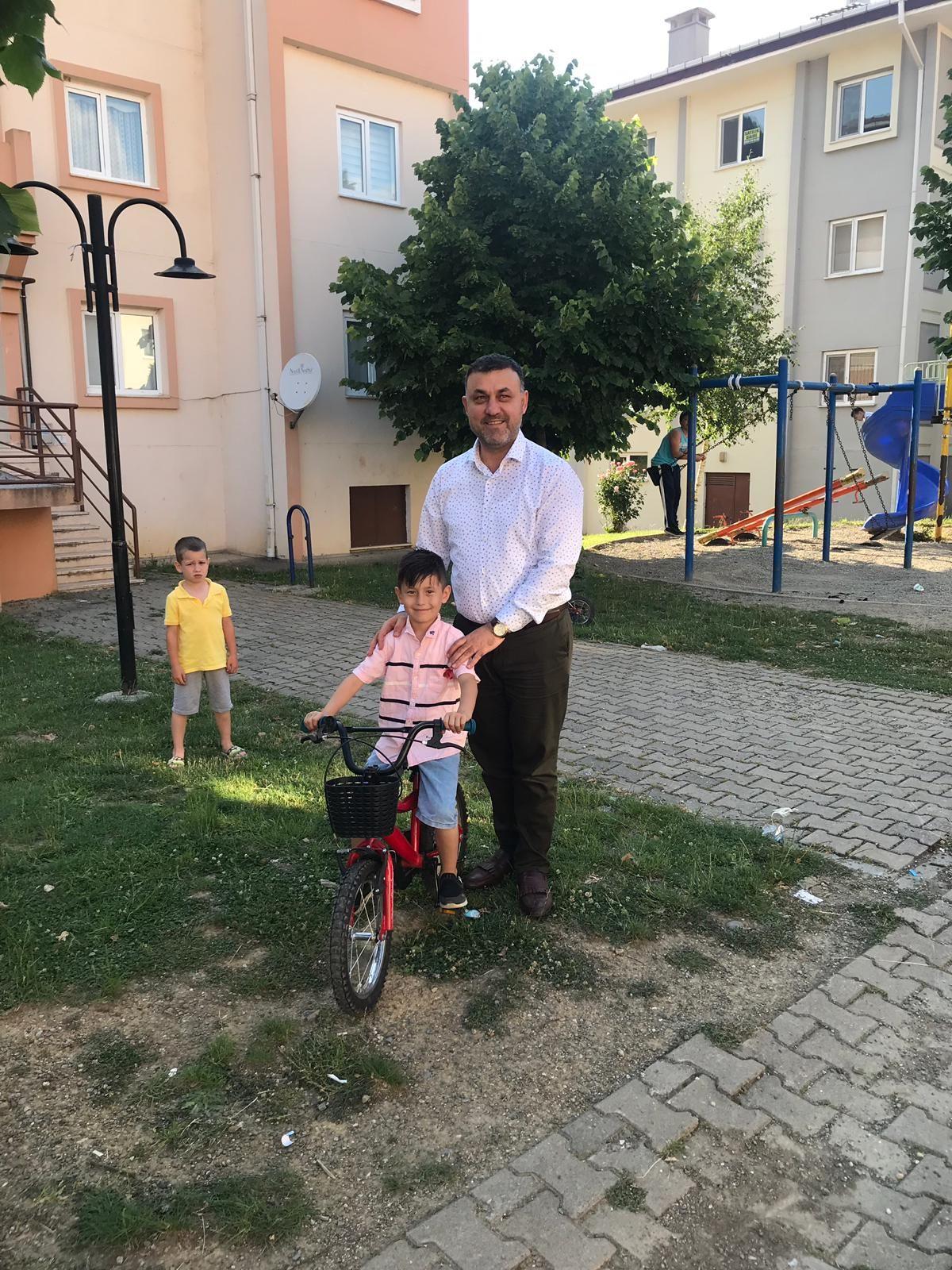 Başkan Yavuz Hasta Ziyaretlerinde Bulundu