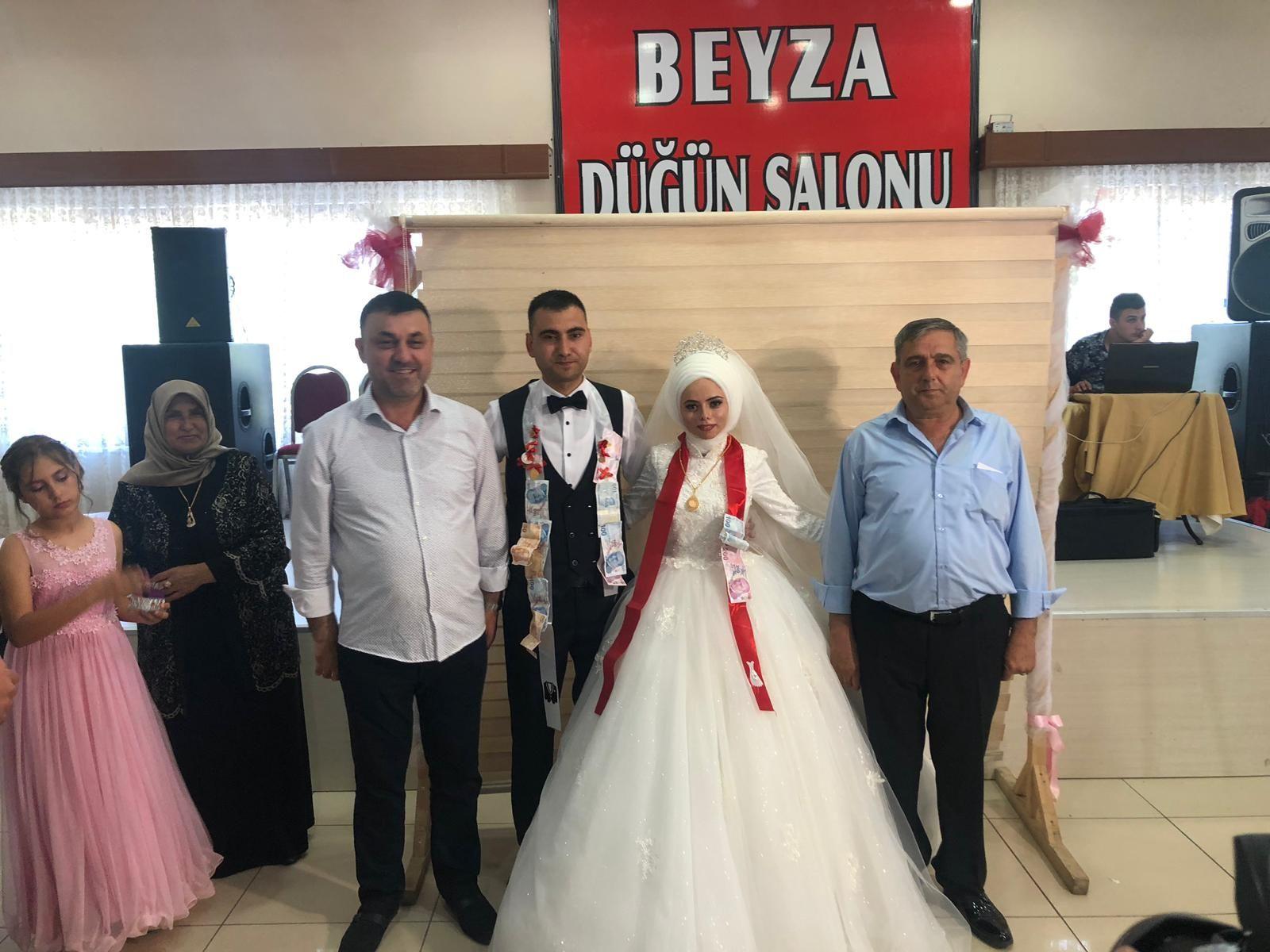 Başkanımız Kahraman ve Avcı Ailelerinin Düğün Merasimine Katıldı