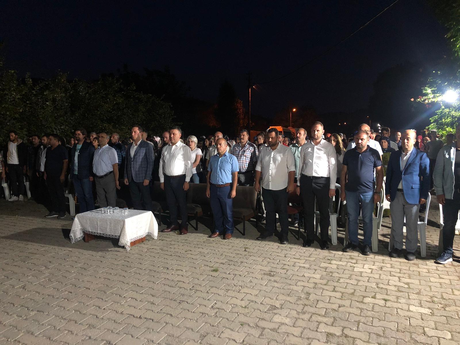 Başkan Yavuz, Pikolo 2019 Kapanış Törenine Katıldı