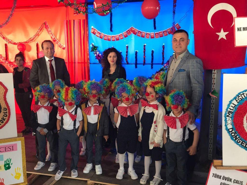 Belediye Başkanımız Muhsin YAVUZ İlçemizde Düzenlenen Okul Öncesi Çocuk şenliğine katıldı