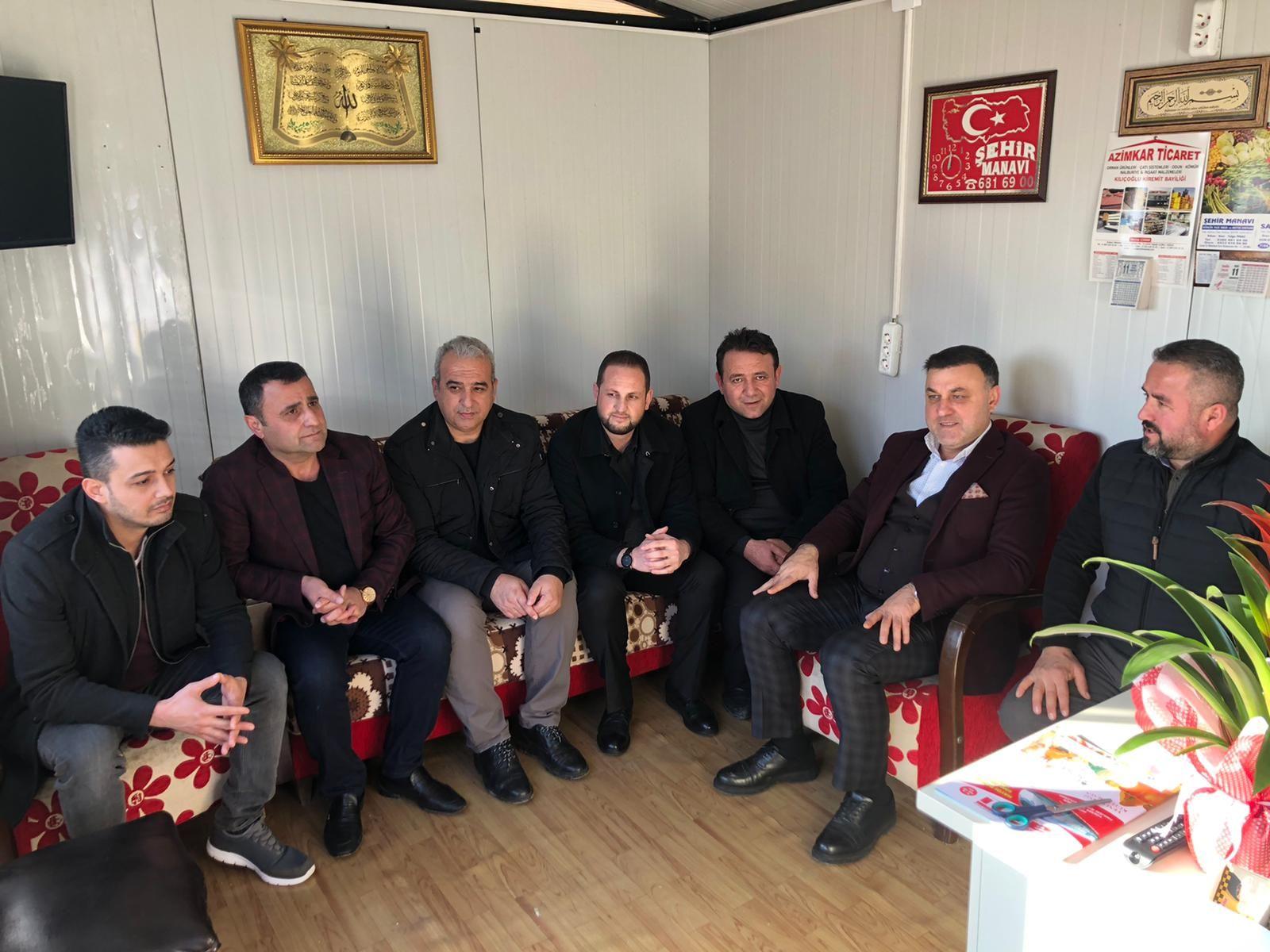 Belediye Başkanımız Sapak Taksi Durağının Açılışını Gerçekleştirdi