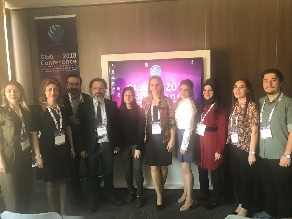 Belediye projemiz Türkiye'de bir ilk olarak Dünyaya Tanıtıldı