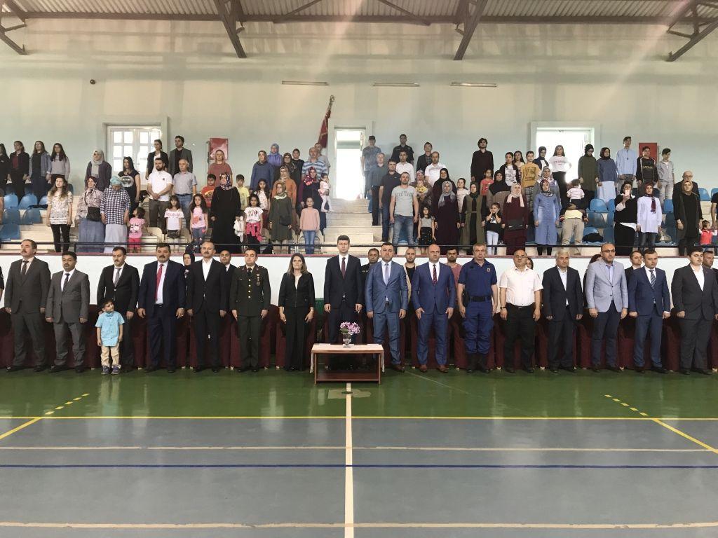 19 Mayıs Atatürk'ü Anma Gençlik ve Spor Bayramı İlçemizde Coşku İle Kutlandı